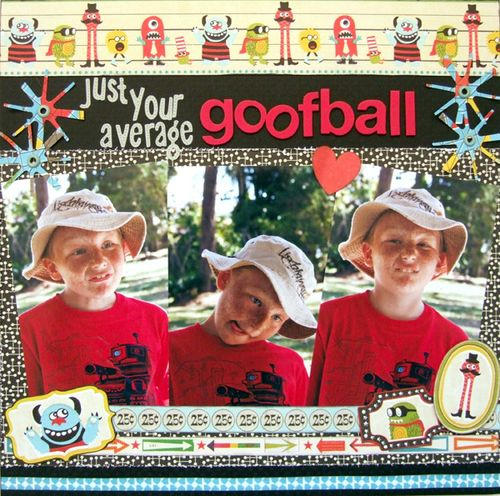 Goofball - Karlene Fahey